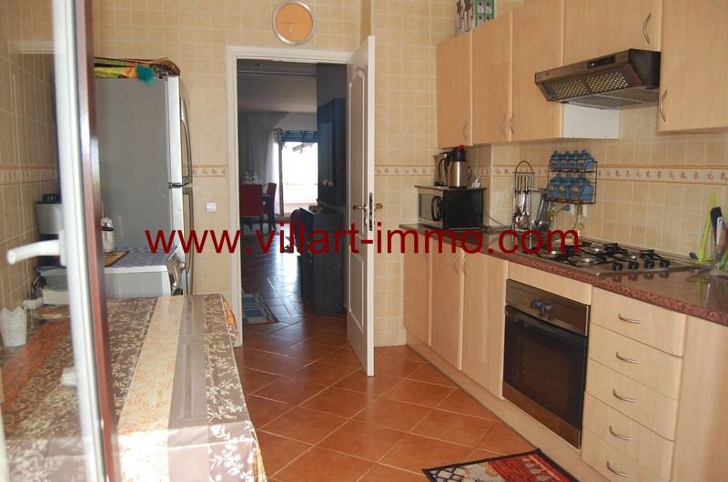 5-Location-Appartement-Meublé-Tanger-Malabata-Cuisine-L980-Villart immo