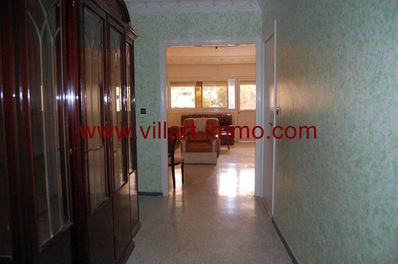 5-Location-Appartement-Non meublé-Tanger-Malabata-Entrée-L983-villart immo