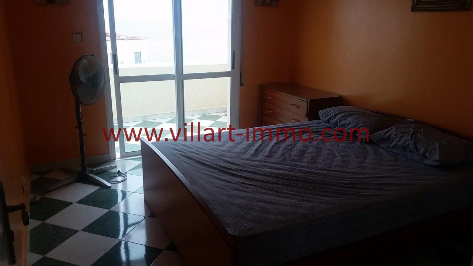 5-Location-Appartement-Tanger-Centre ville-Chambre-L984-Villart immo