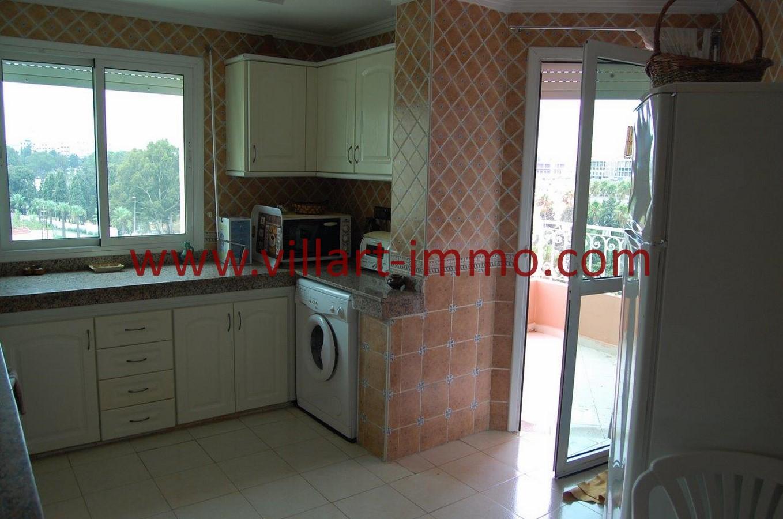 5-Location-Appartement-Tanger-Cuisine -L985-Villart immo