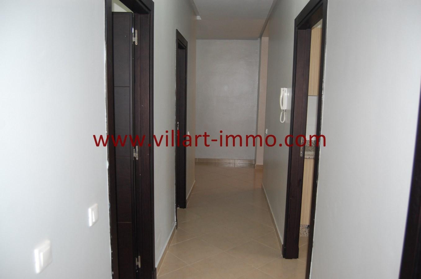 5-Vente-Appartement-Tanger-Route-de-Rabat-Couloir-VA474-Villart Immo