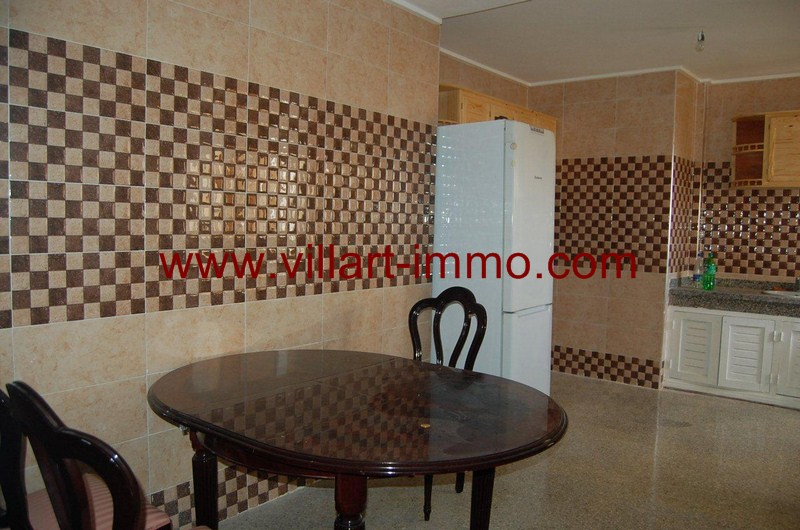 6-Location-Appartement-Non meublé-Tanger-Malabata-Cuisine 1-L983-villart immo