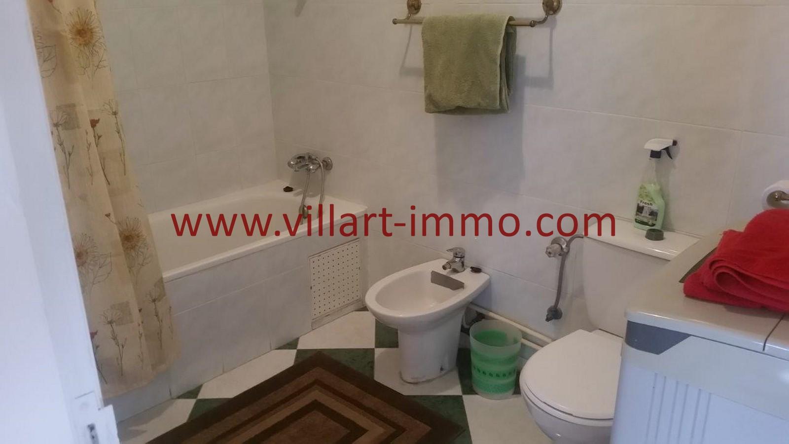 6-Location-Appartement-Tanger-Centre ville-Salle de bain-L984-Villart immo