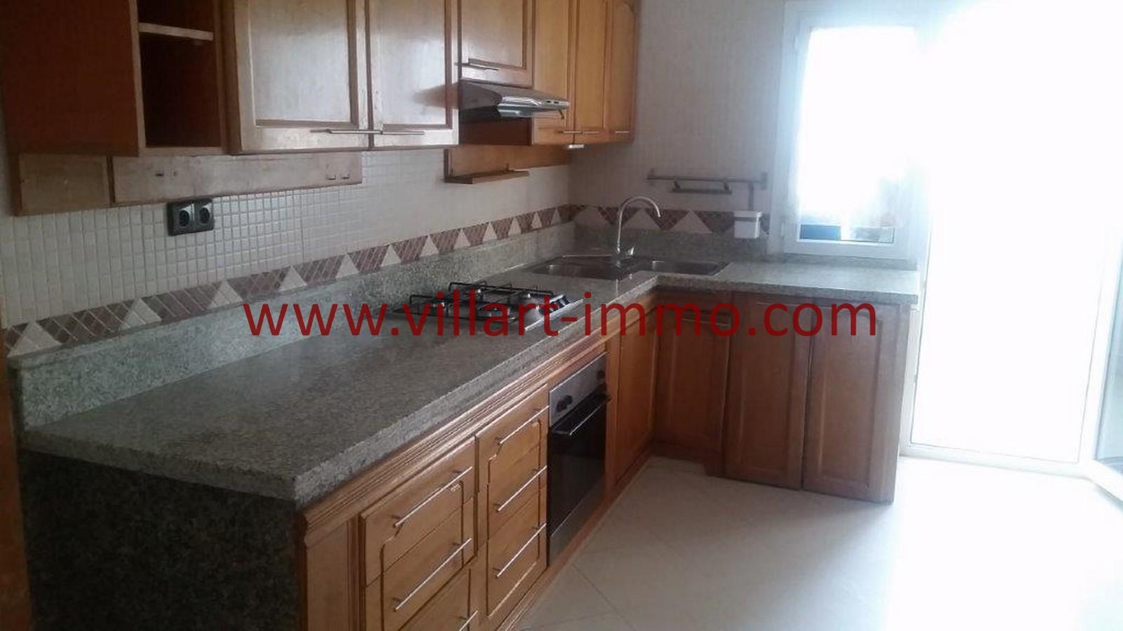 6-Location-appartement-Non meublé-Tanger-Californie-Cuisine-L1028