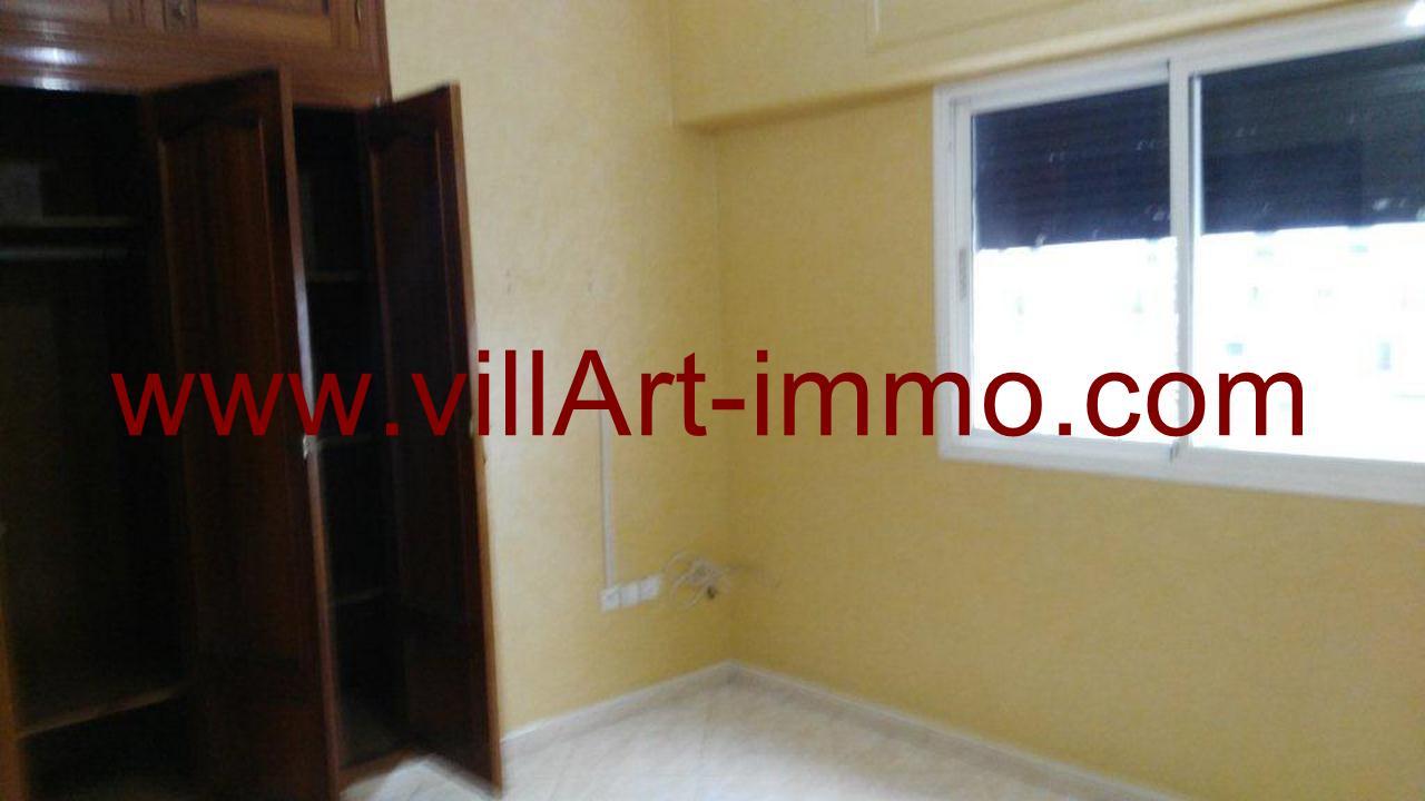 7-Location-Appartement-Chambre2-Tanger-Non meublé-L1020