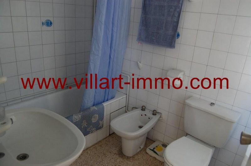 7-Location-Appartement-Meublé-Tanger-Salle de bain-L53-Villart immo