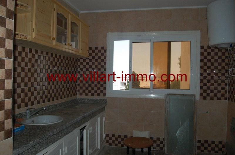 7-Location-Appartement-Non meublé-Tanger-Malabata-Cuisine-L983-Villart immo