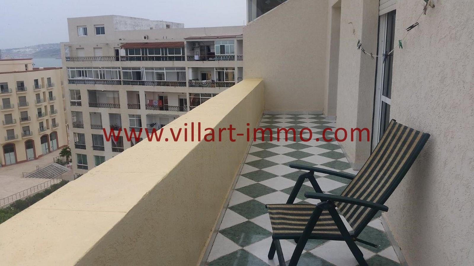 7-Location-Appartement-Tanger-Centre ville-Terrasse-L984-Villart immo