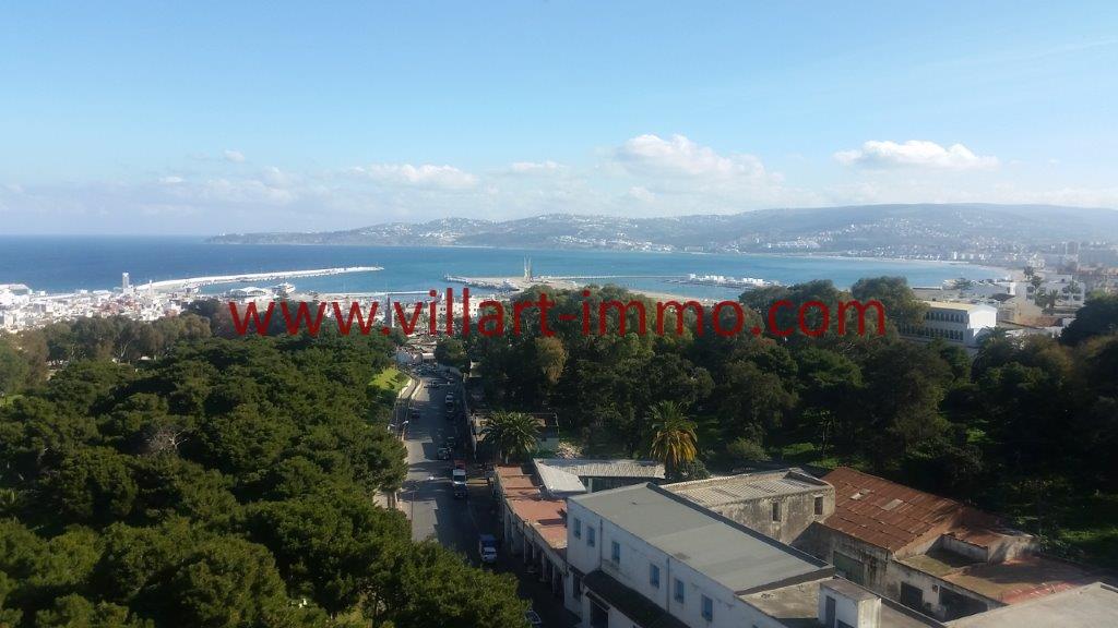 7-Location-Tanger-Appartement meublé-Iberia-Vue sur mer-L1027
