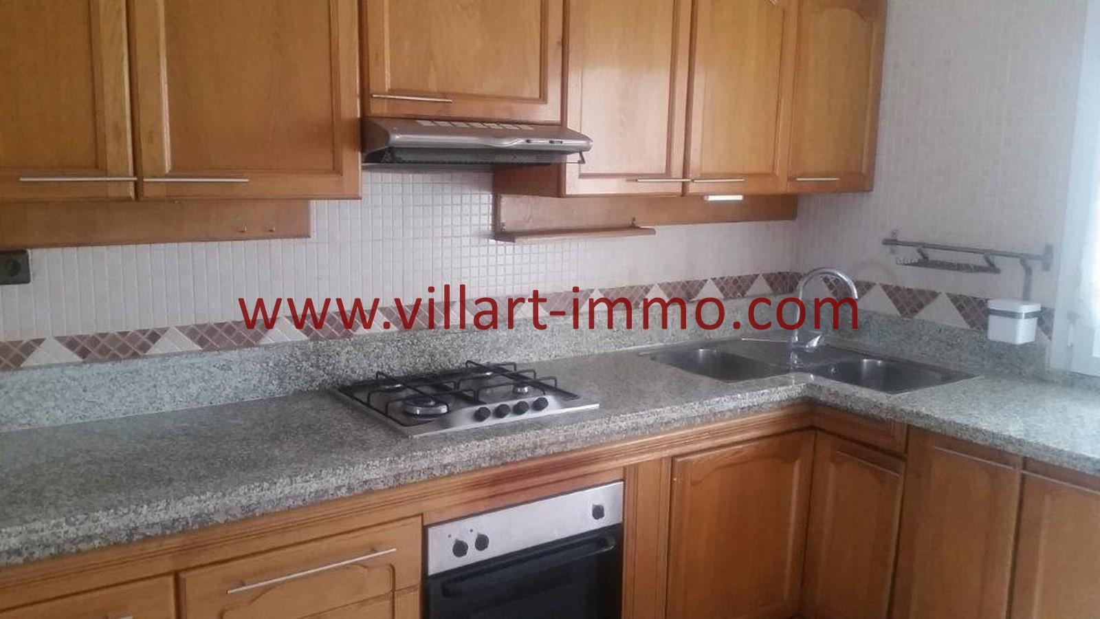 7-Location-appartement-Non meublé-Tanger-Californie-Cuisine-L1028