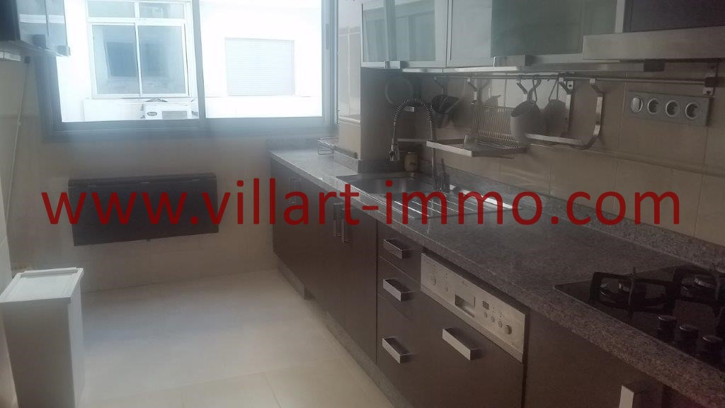 8-For sale-Tangier-Apartment-City centre-Kitchen-VA612