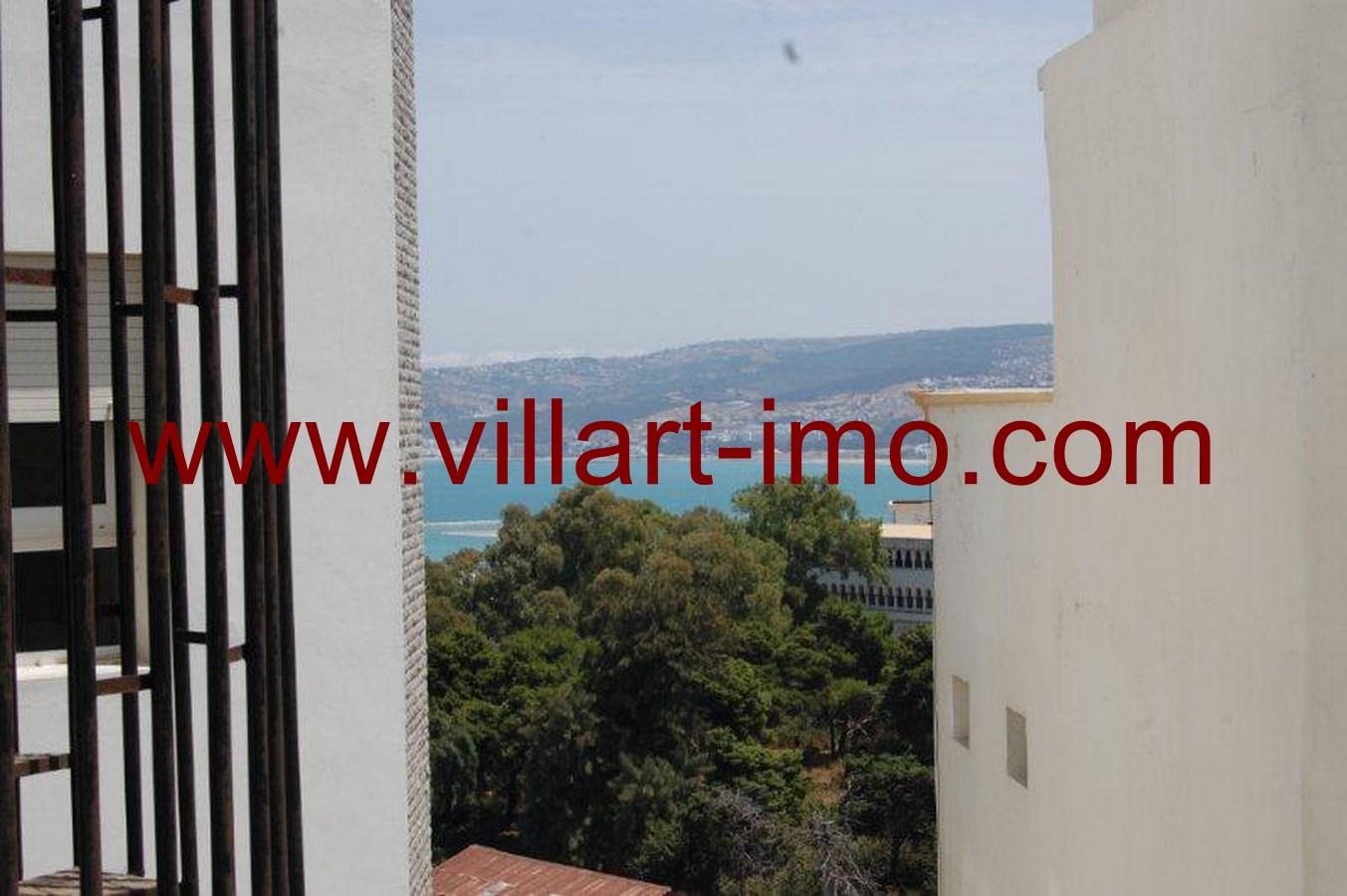 8-Location-Appartement-Non meublé-Tanger-Iberia-Balcon-L484-Villart immo