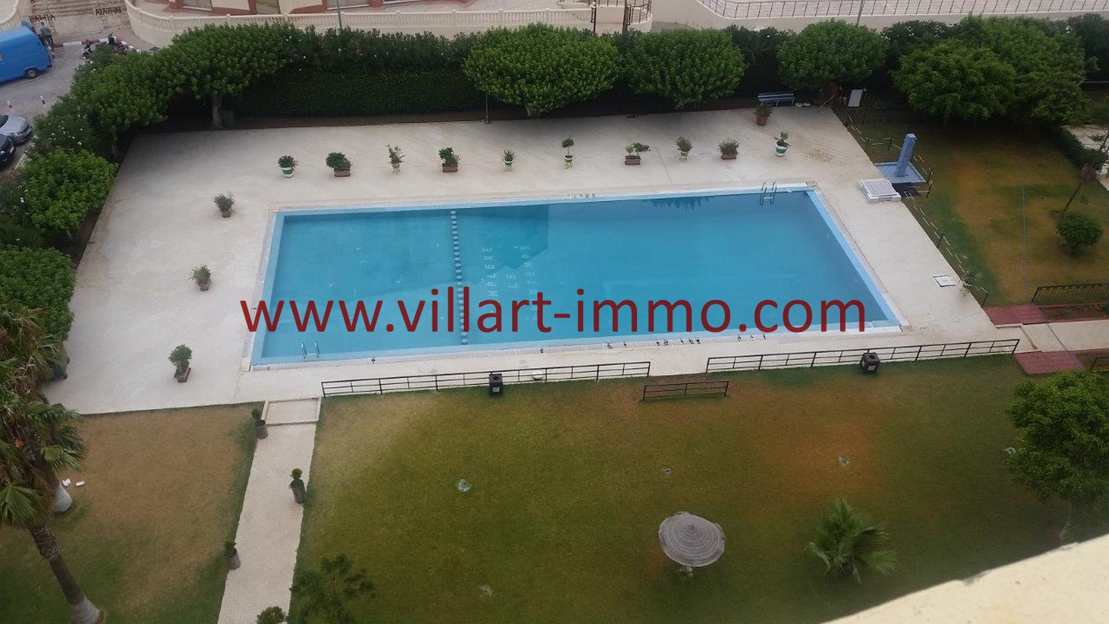 8-Location-Appartement-Tanger-Centre ville-Piscine-L984-Villart immo