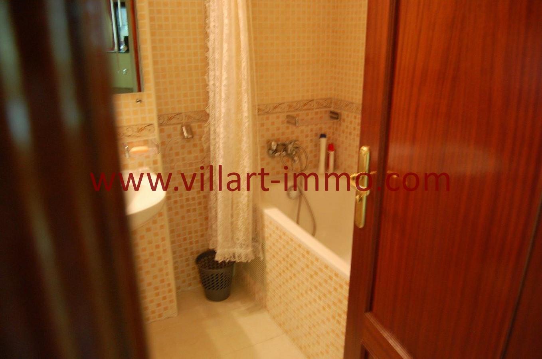9-Location-Appartement-Tanger-Salle de bain -L985-villart immo