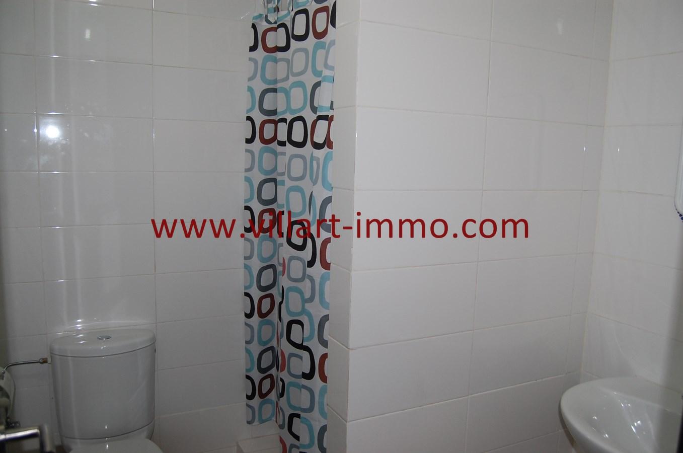 9-Vente-Appartement-Tanger-Route-de-Rabat-Salle-de-Bain 2-VA474-Villart Immo