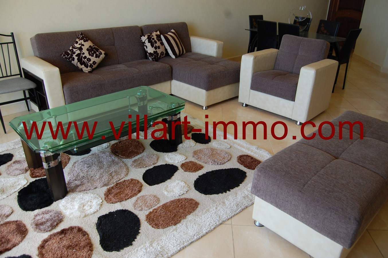 1-Location-Tanger-Appartement-Playa-L447-Salon