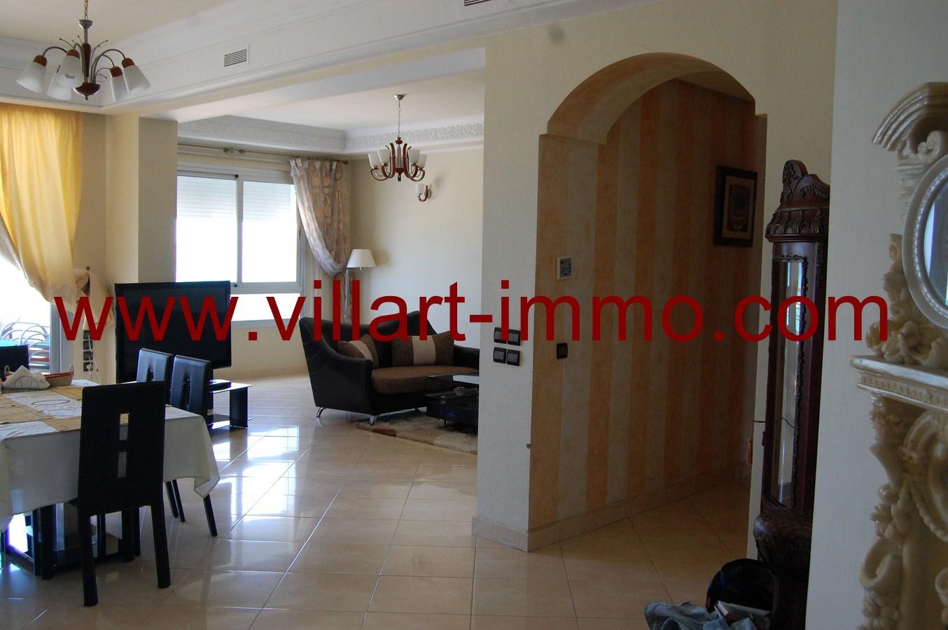 1-Location-Tanger-Appartement-Playa-L448-Entrée