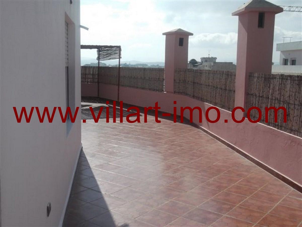 1-Vente-Appartement-Tanger-Centre-Ville -Terrasse-VA179-Villart Immo