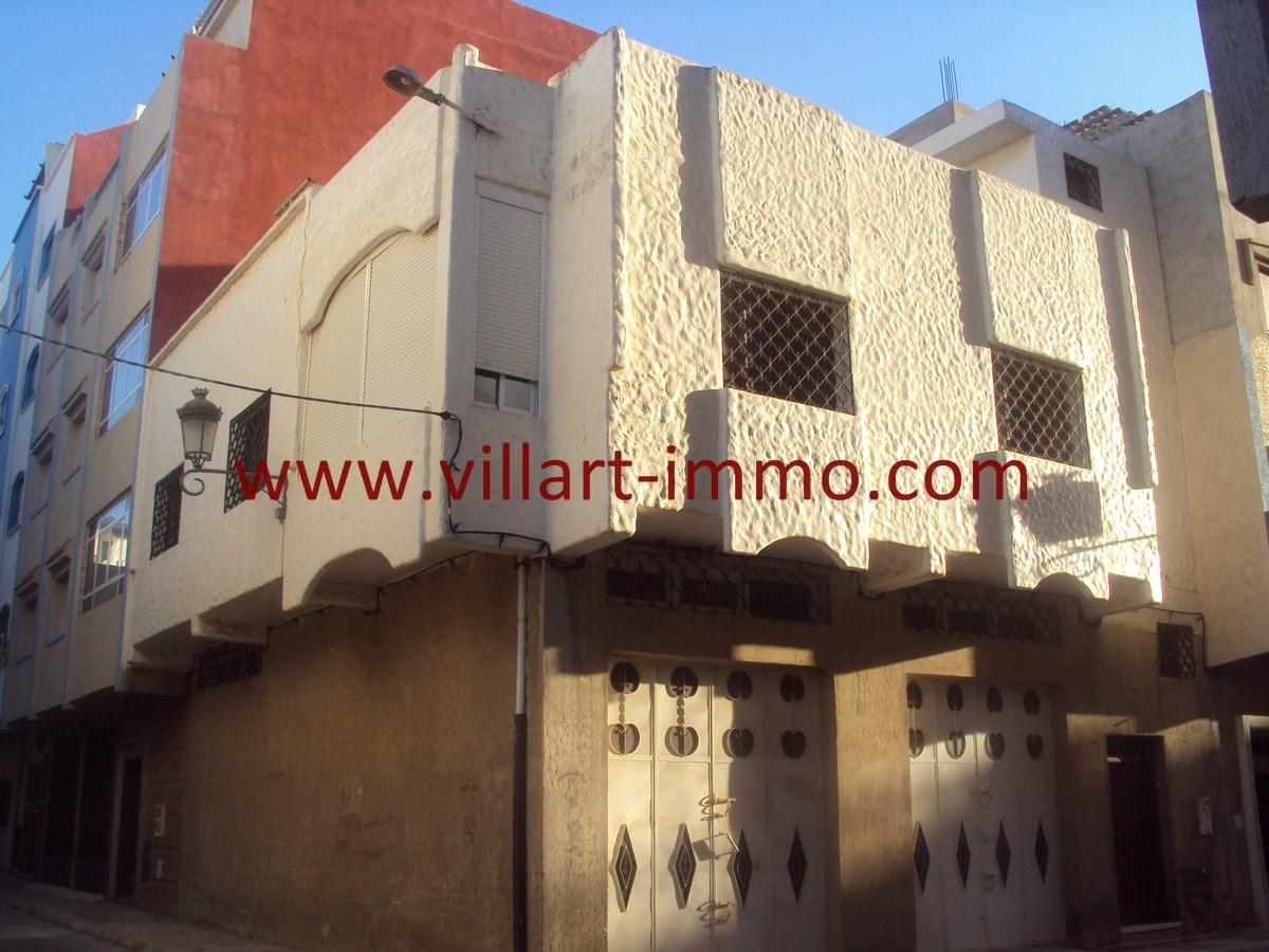 1-Vente-Maison-Tétouan-Martil-Facade 1-VM481-Villart Immo