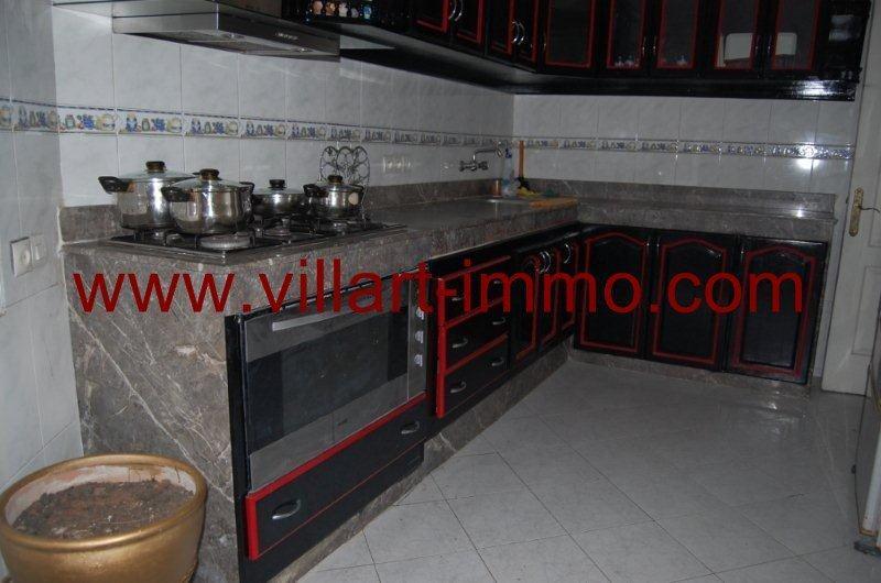 11-A louer-Appartement-Meublé-Tanger-Cuisine'-L888-Villart immo