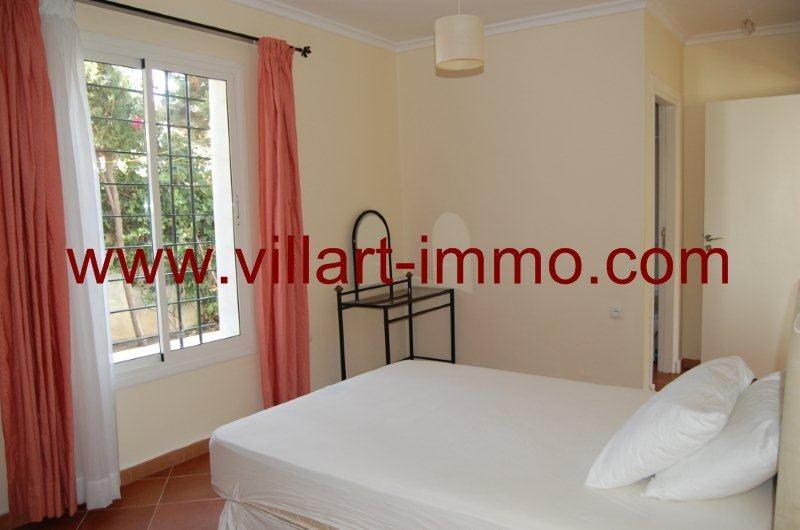 12-Location-Villa-Tanger-Achakar-Meublé-Chambre 2-LV726-Villart immo
