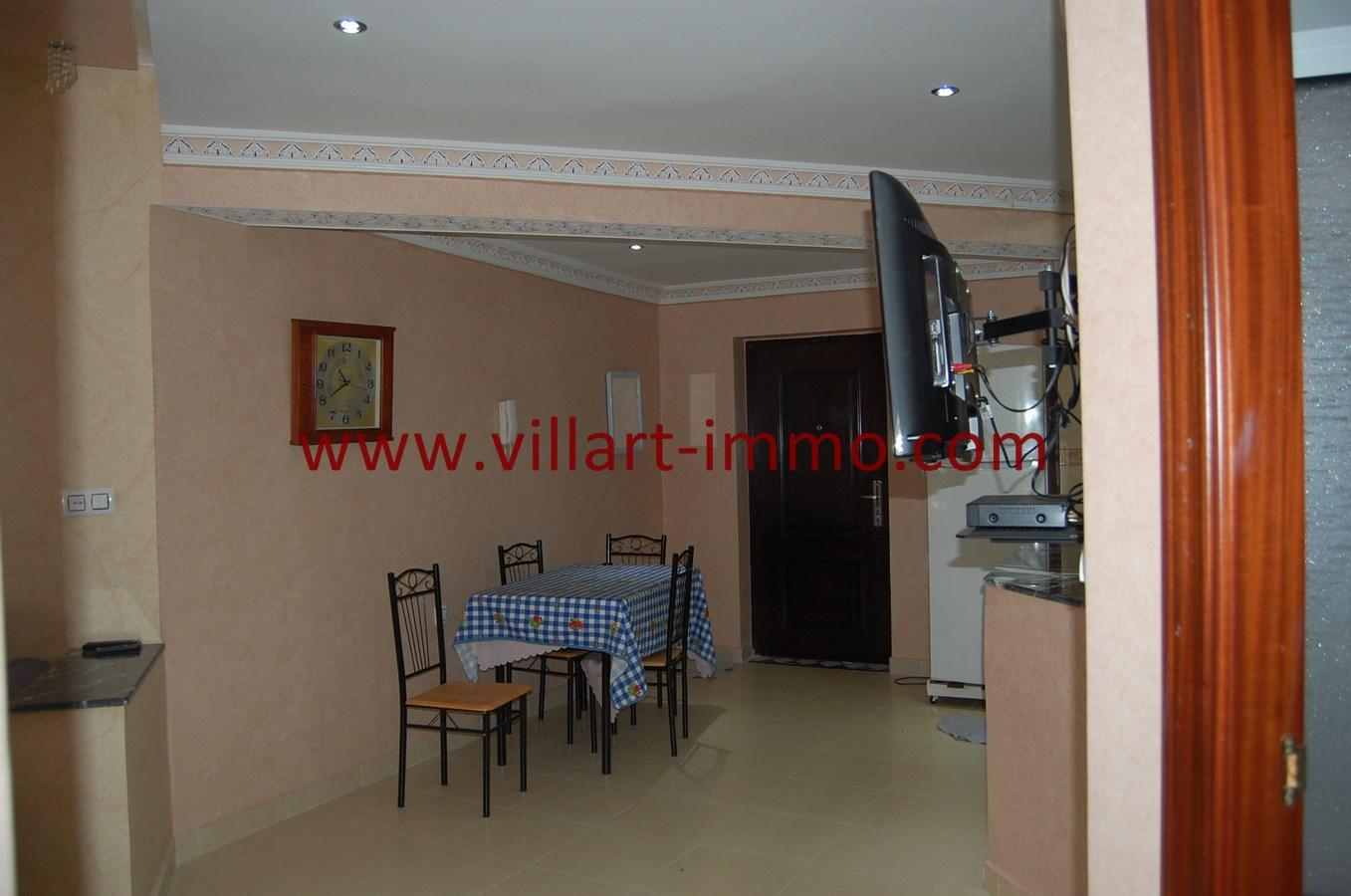 2-Vente-Appartement-Tanger-Malabata-Séjour-VA486-Villart Immo