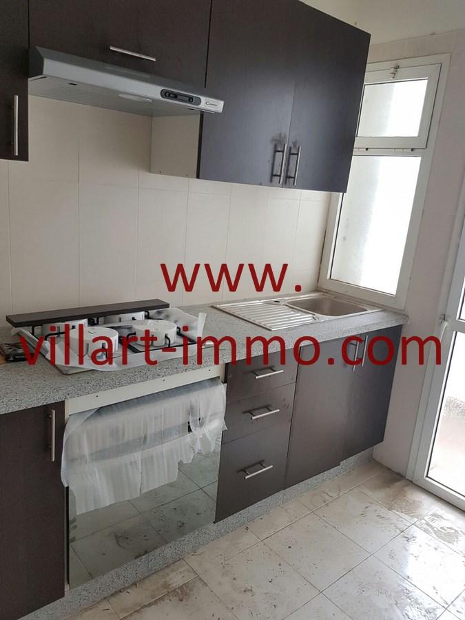 2-Vente-Appartement-Tanger-Mesnana-Cuisine-VA475-Villart Immo