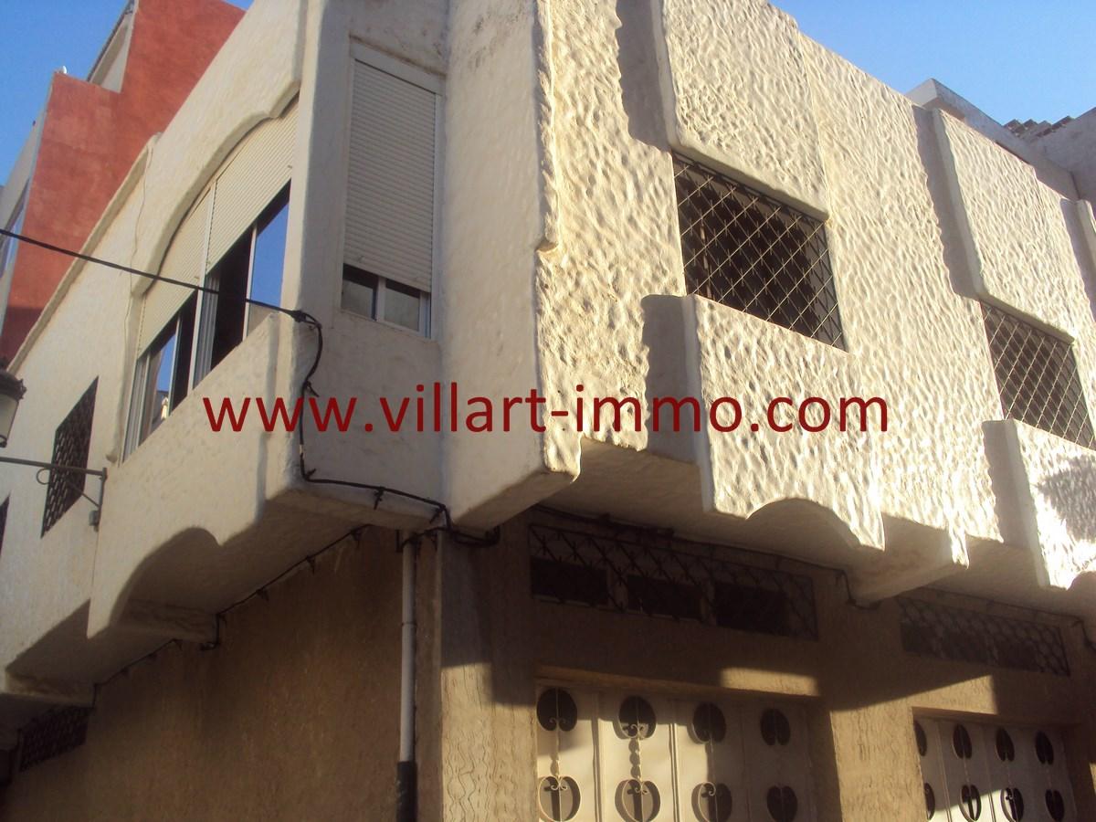 2-Vente-Maison-Tétouan-Martil-Facade 2-VM481-Villart Immo