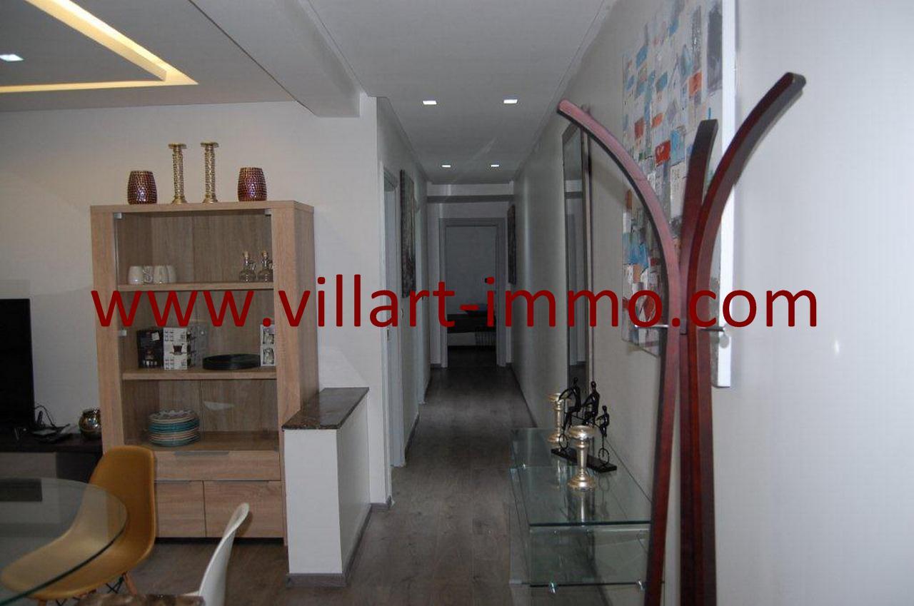A louer tanger appartement de type f4 meubl dans une for Location appartement meuble