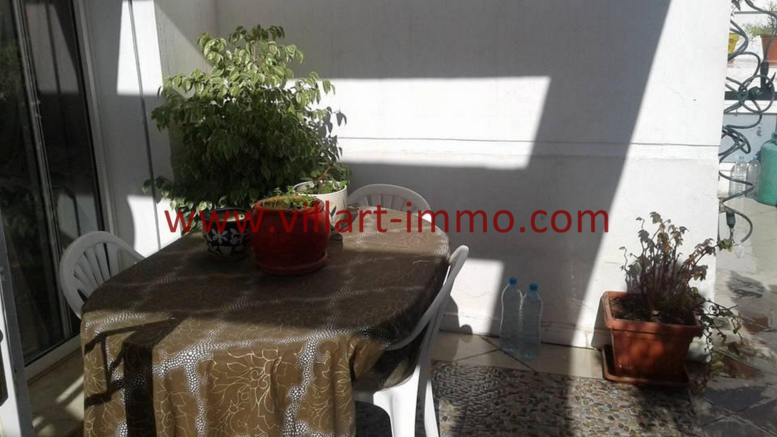 3-Vente-Appartement-Tanger-Route-de-Rabat-Terrasse 1 -VA476-Villart Immo