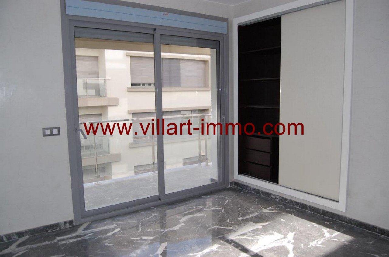 4-A louer-Appartement-Non meublé-Tanger-Chambre'-L905-Villart immo