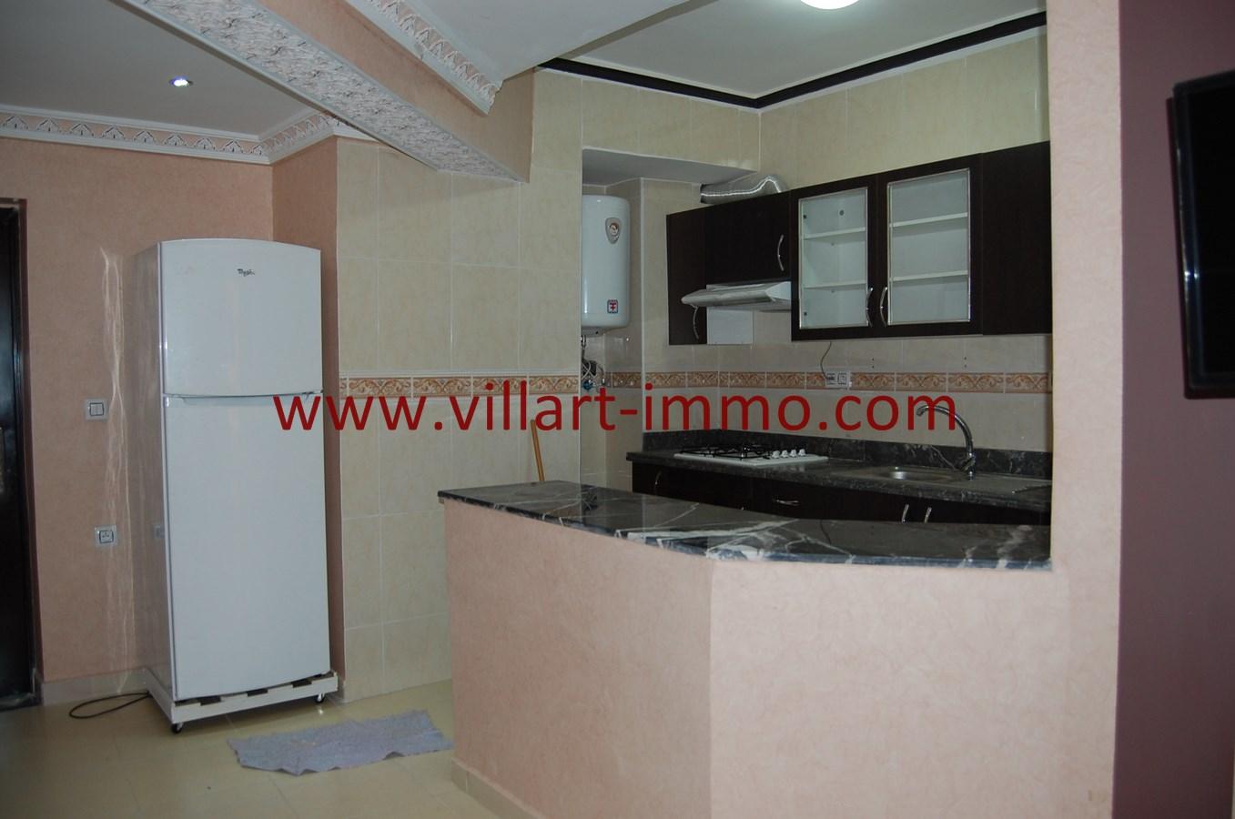 4-Vente-Appartement-Tanger-Malabata-Cuisine-VA486-Villart Immo