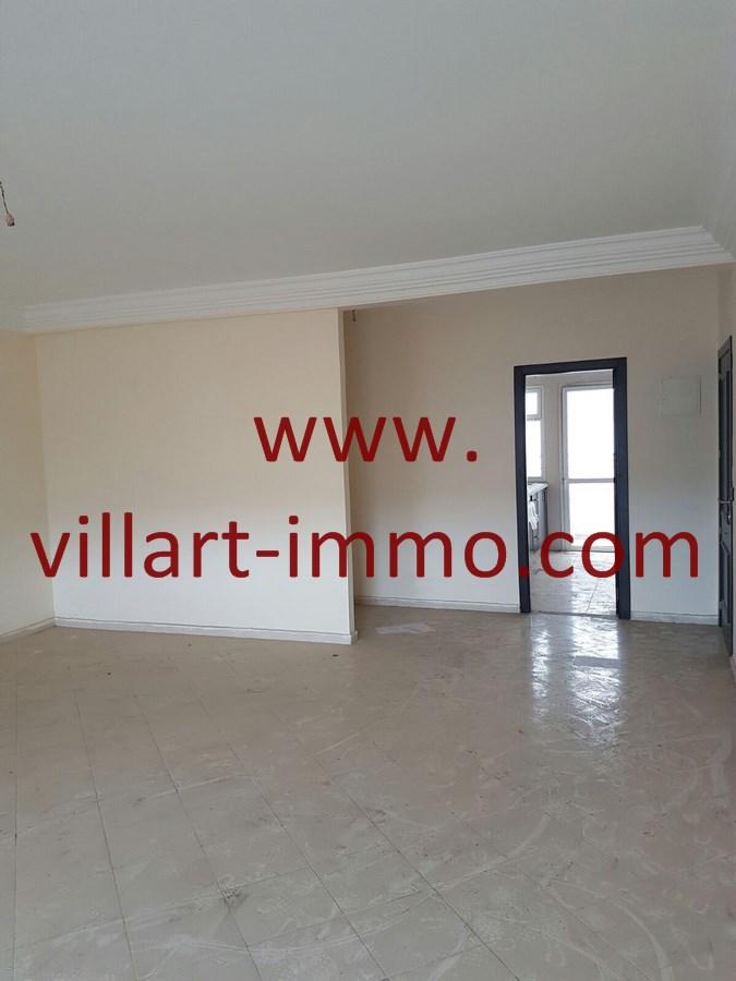 4-Vente-Appartement-Tanger-Mesnana-Salon 2-VA475-Villart Immo