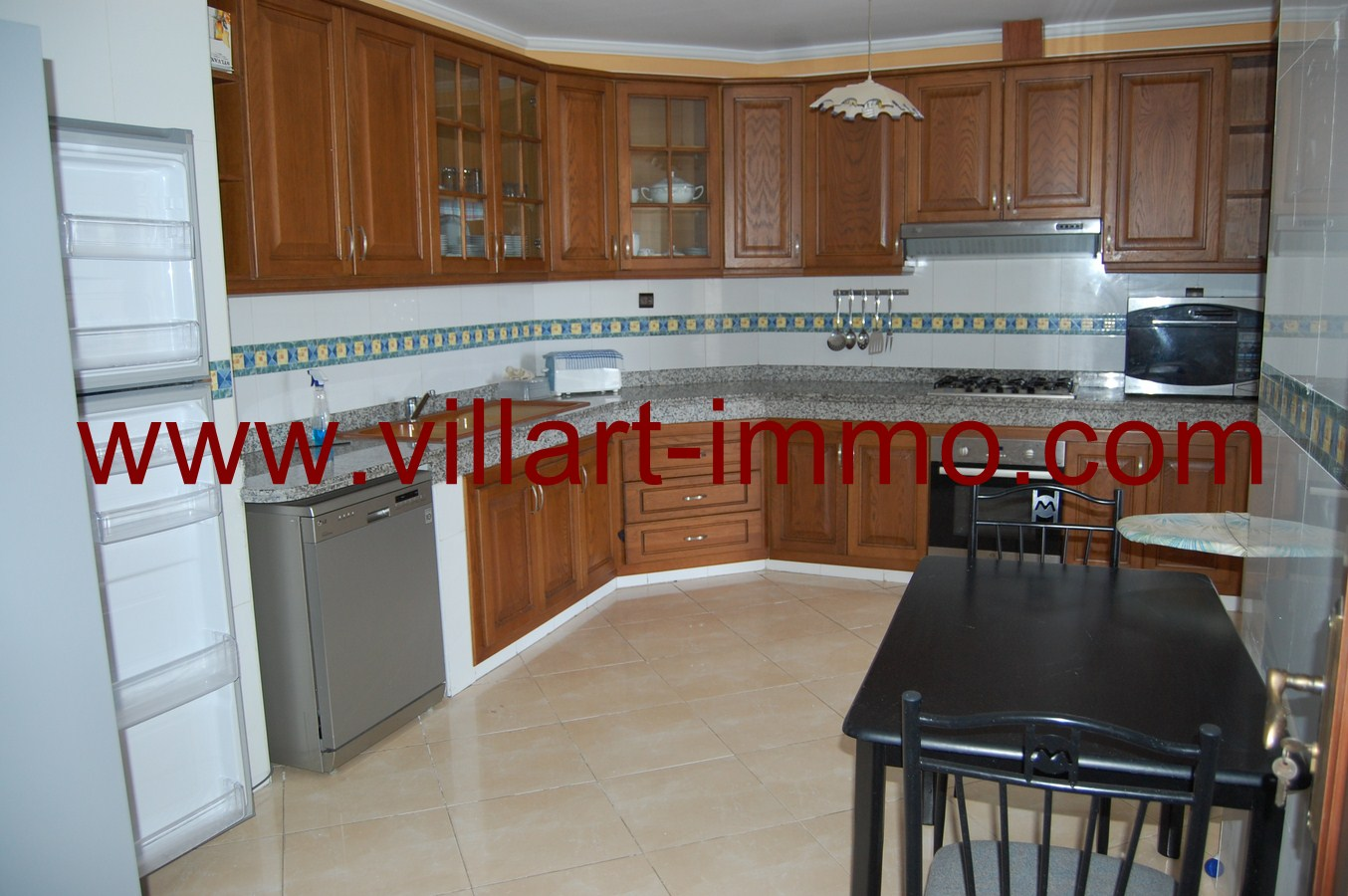 5-Location-Tanger-Appartement-Playa-L447-Cuisine