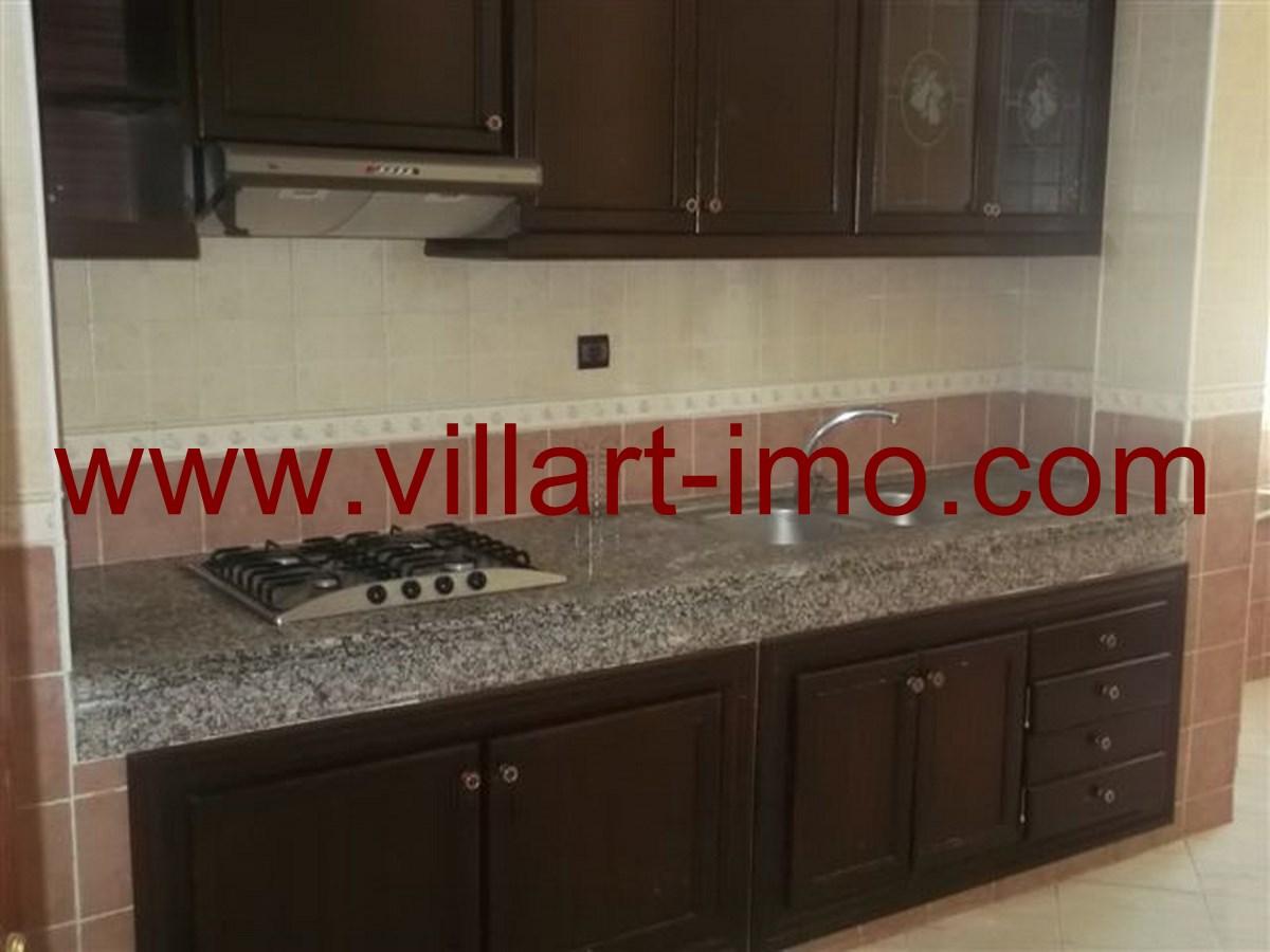 5-Vente-Appartement-Tanger-Centre-Ville -Cuisine-VA179-Villart Immo