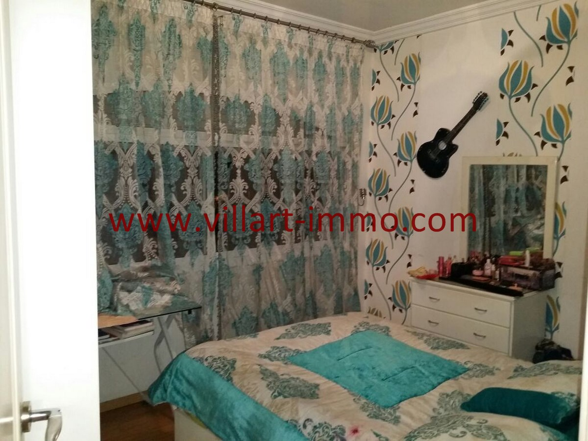 5-Vente-Appartement-Tanger-Centre-ville-Chambre 1-VA477-Villart Immo