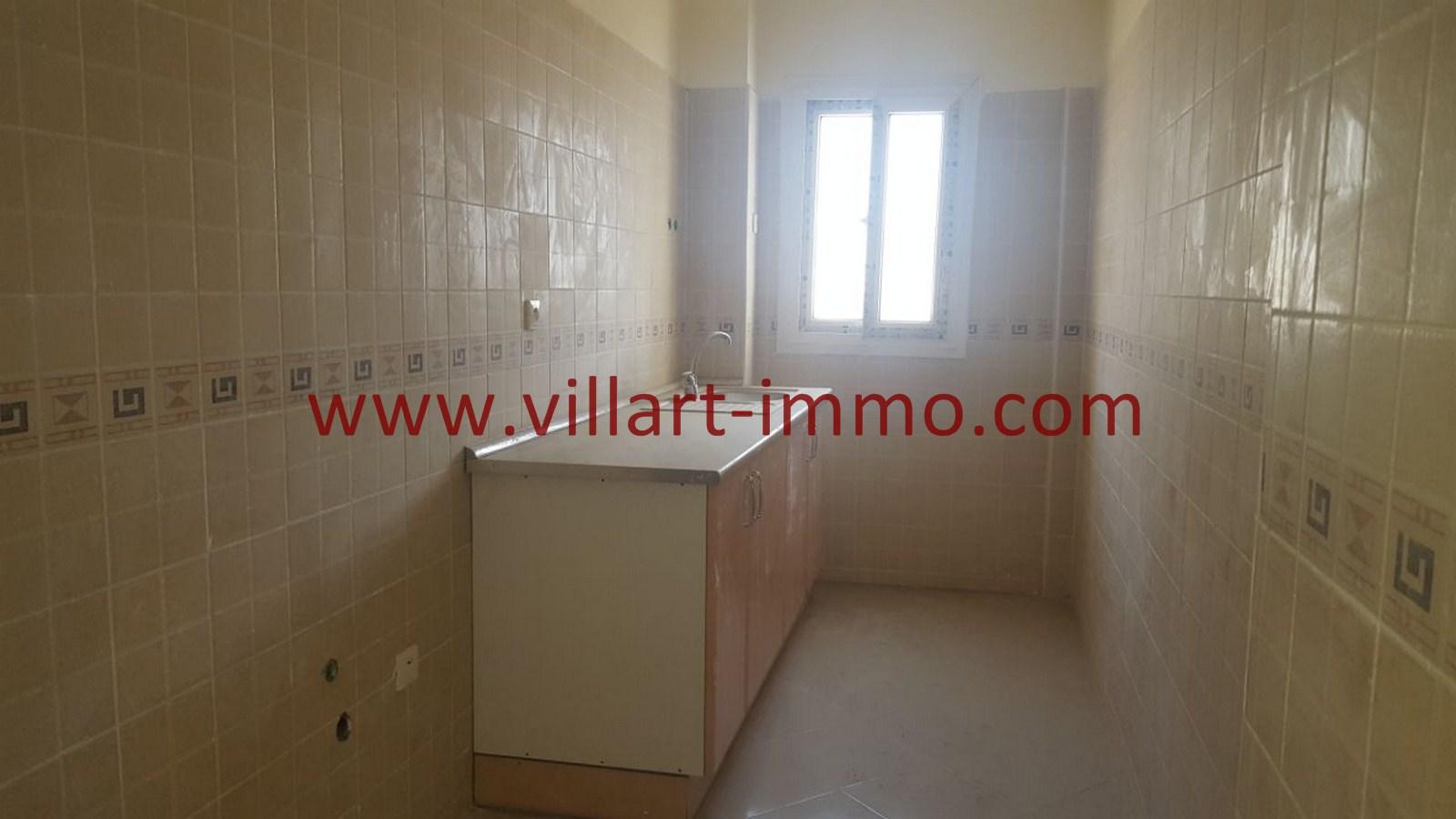 5-Vente-Appartement-Tanger-Mojahidine -Cuisine-VA485-Villart Immo