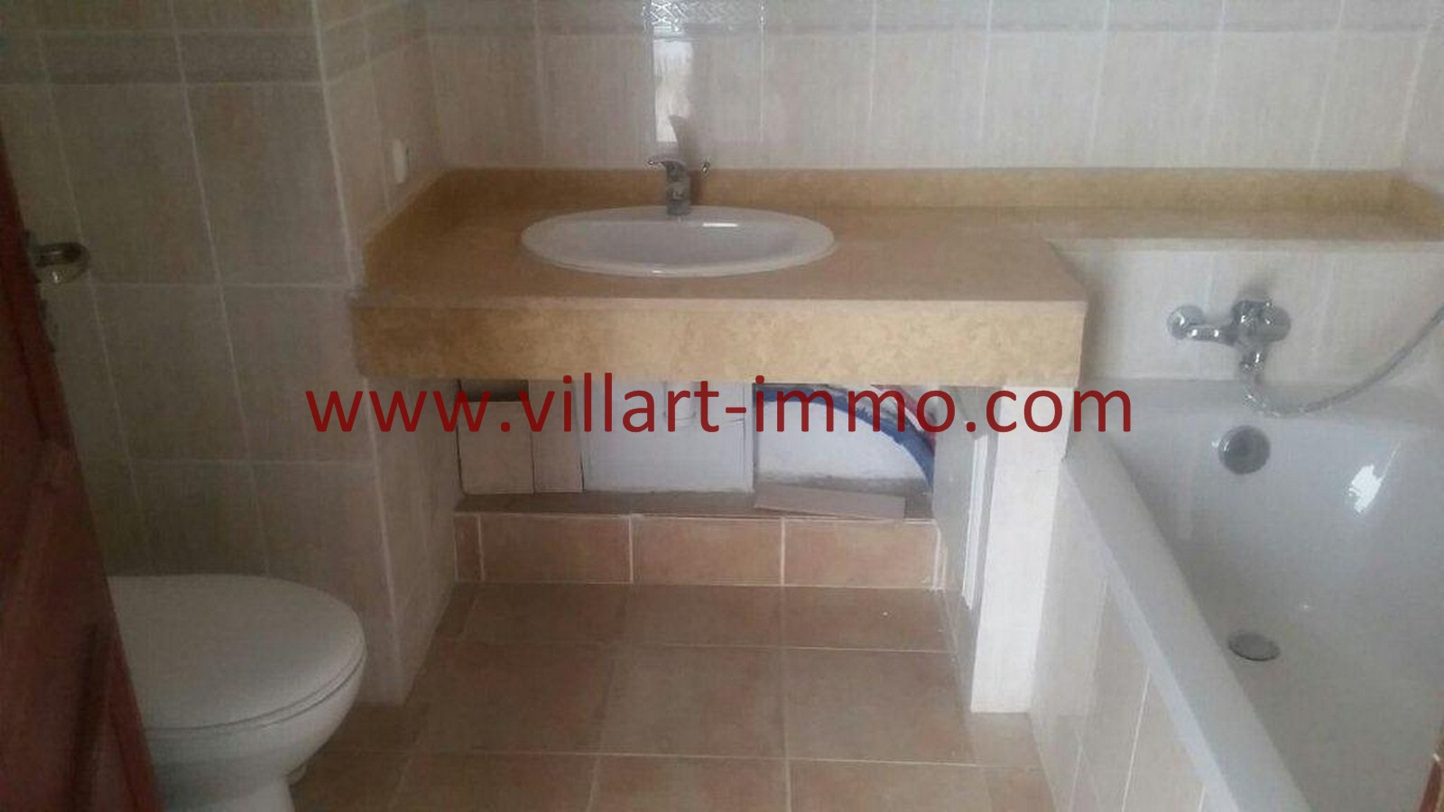 Salle De Bain Rabat Maroc ~ A Vendre Appartement F4 Situ Au Sein D Un Complexe Tanger Villart