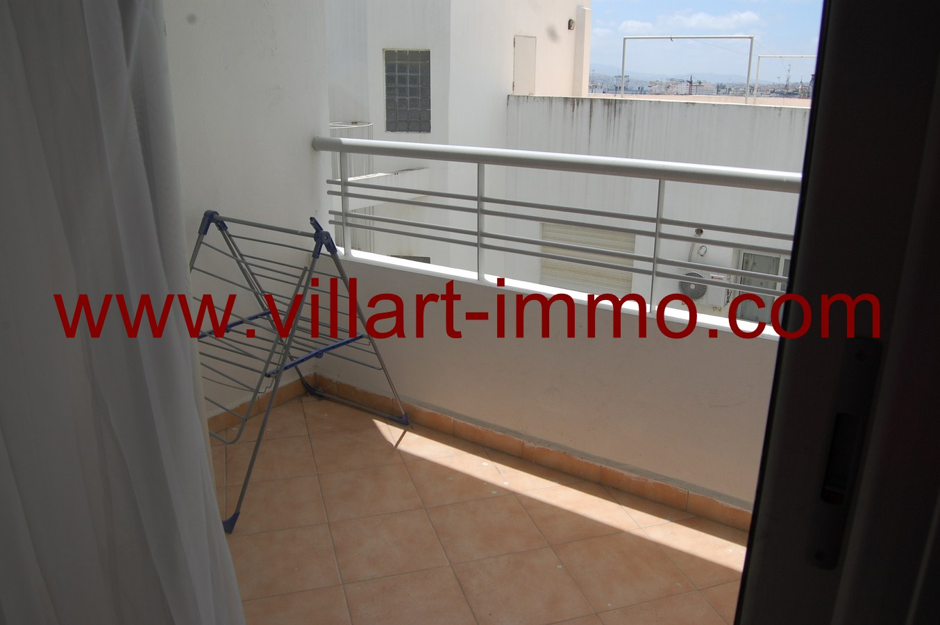6-Location-Tanger-Appartement-Playa-L447-Balcon
