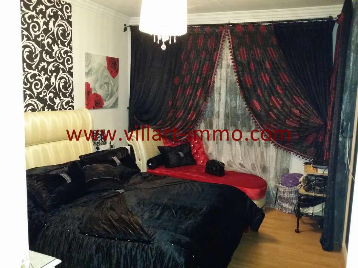 6-Vente-Appartement-Tanger-Centre-ville-Chambre 2-VA477-Villart Immo