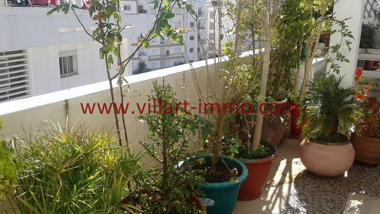 6-Vente-Appartement-Tanger-Route-de-Rabat-Terrasse 2 -VA476-Villart Immo
