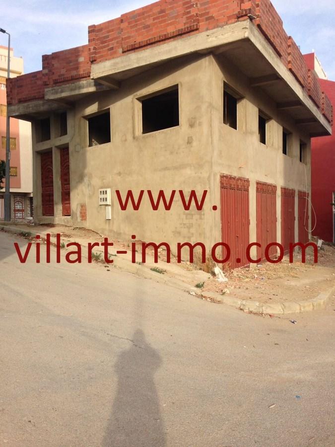 6-Vente-Maison-Tanger-Awama-Façade 4-VM478-Villart Immo