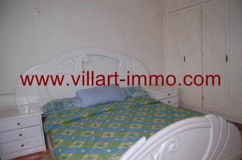 7-A louer-Appartement-Meublé-Tanger-Chambre 1-L888-Villart immo