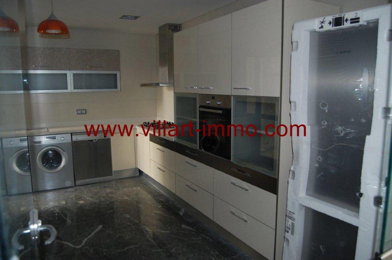7-A louer-Appartement-Non meublé-Tanger-Cuisine-L905-Villart immo