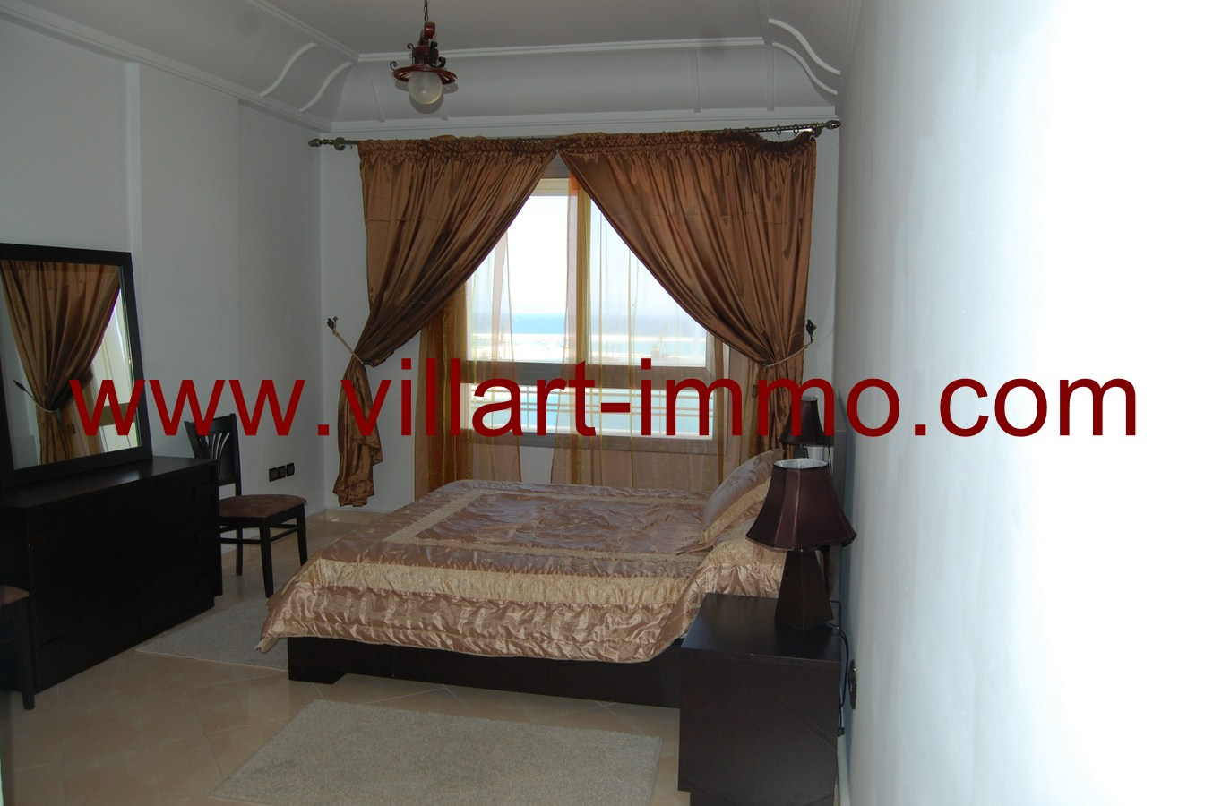 7-Location-Tanger-Appartement-Playa-L447-Chambre