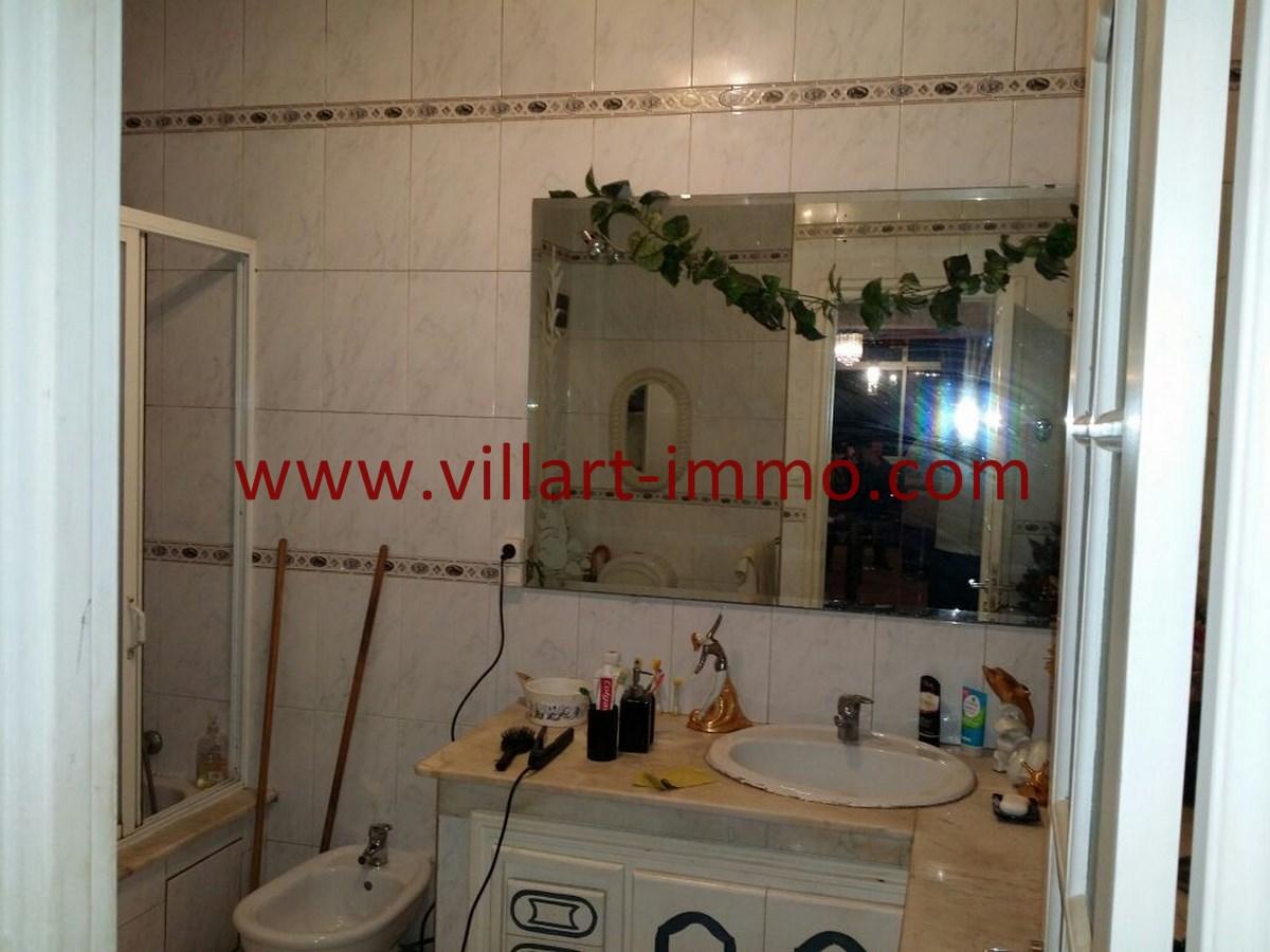 7-Vente-Appartement-Tanger-Centre-ville-Salle-de-Bain-VA477-Villart Immo