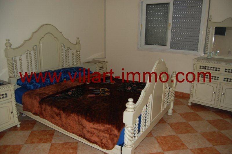 8-A louer-Appartement-Meublé-Tanger-Chambre 2-L888-Villart immo