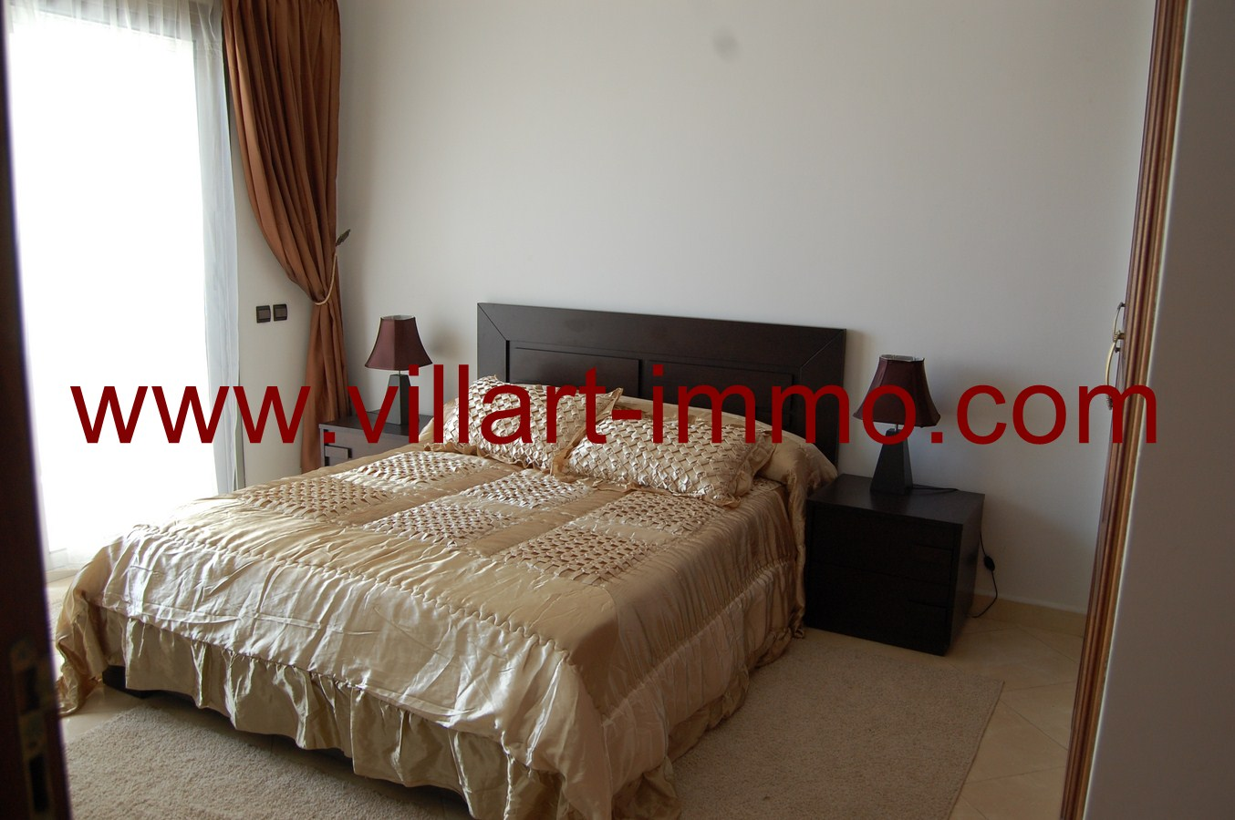 8-Location-Tanger-Appartement-Playa-L447-Chambre