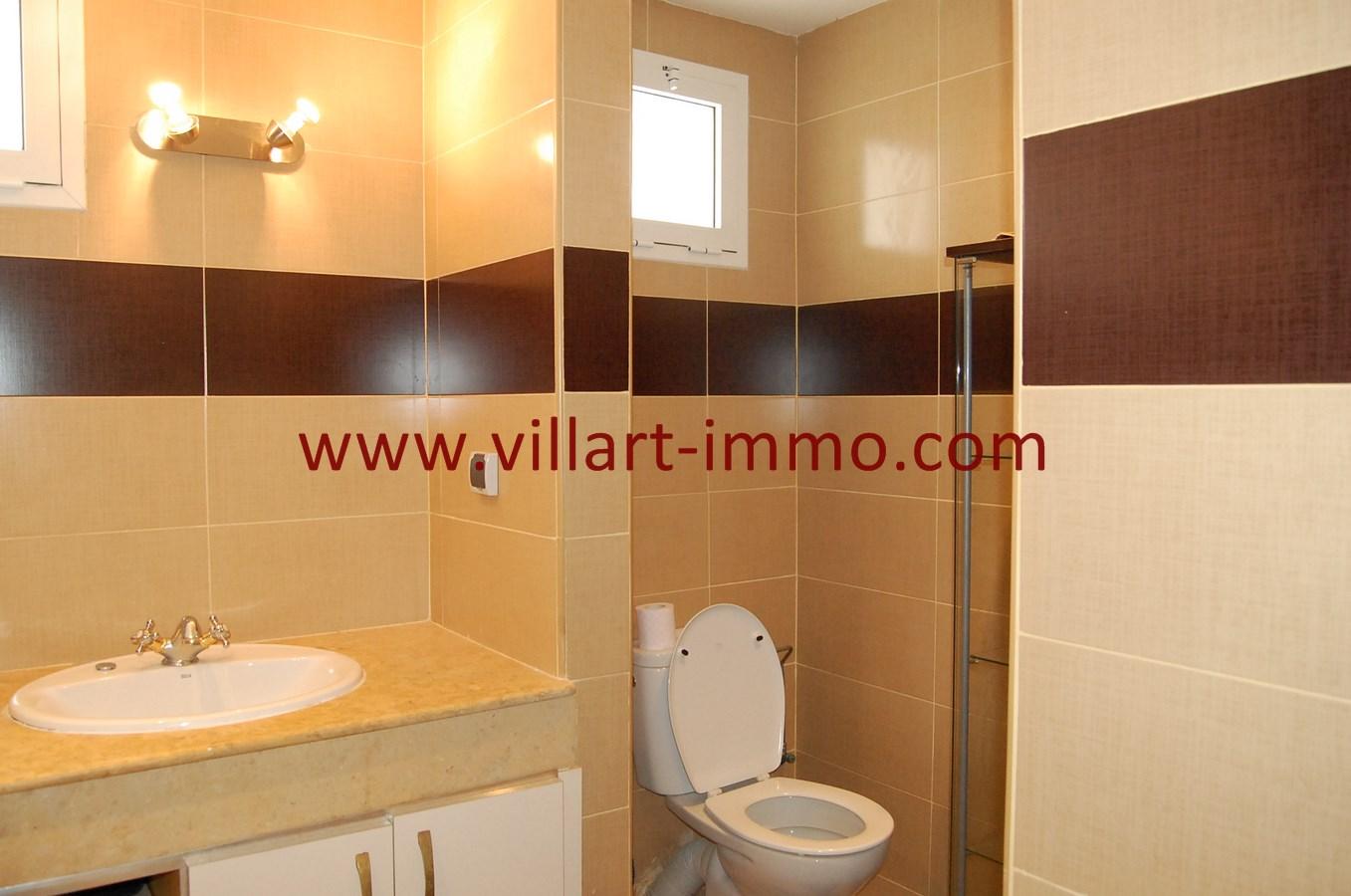 8-Vente-Appartement-Tanger-Salle de Bain 1-VA480-Villart Immo