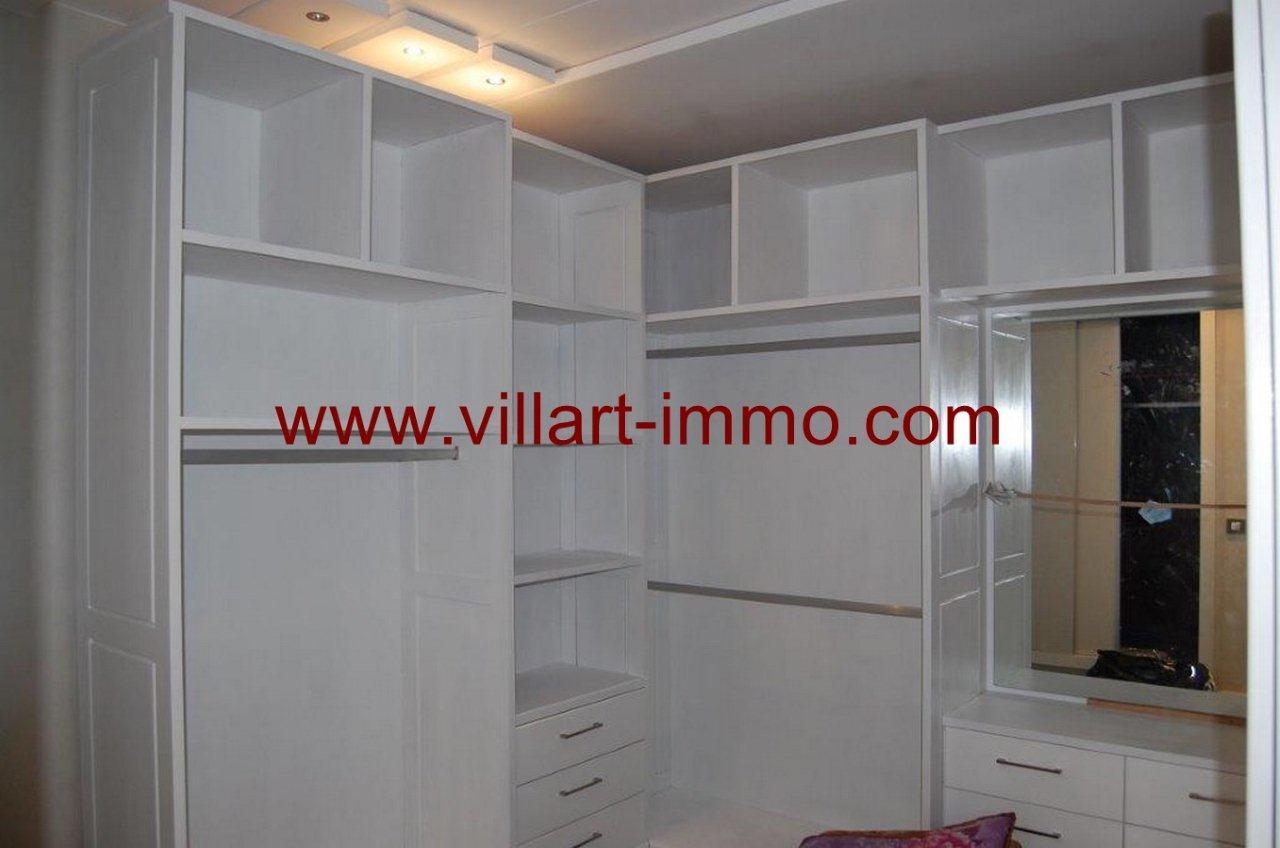 9-A louer-Appartement-Non meublé-Tanger-Chambre 2-L905-Villart immo